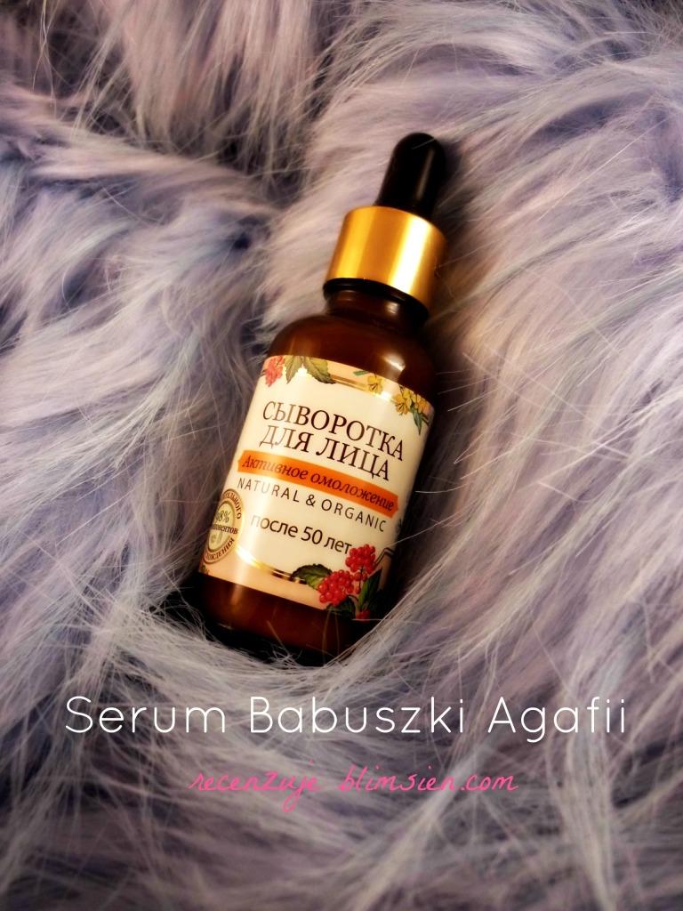 serum babuszki agafii