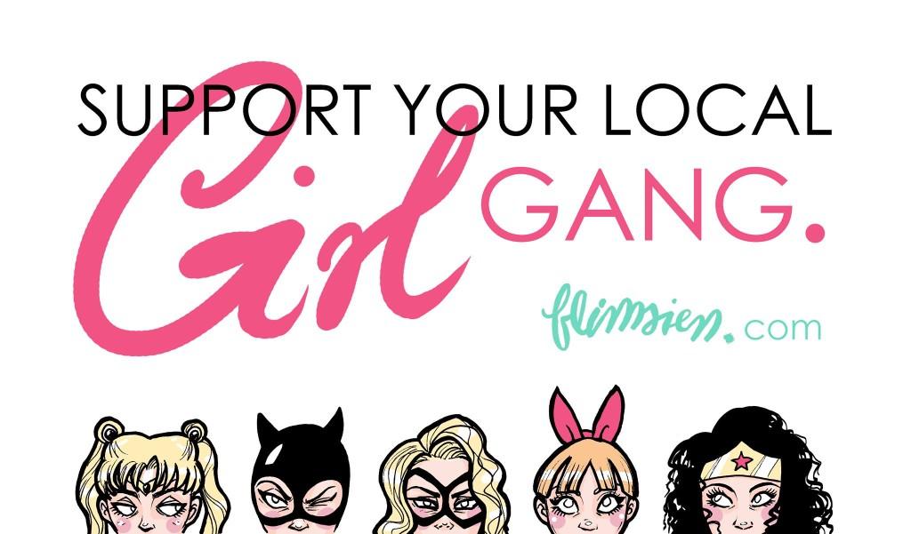 vlepka girl gang 2