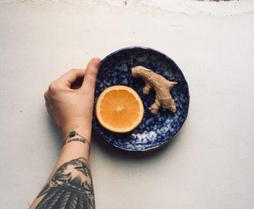 herbata z imbiru