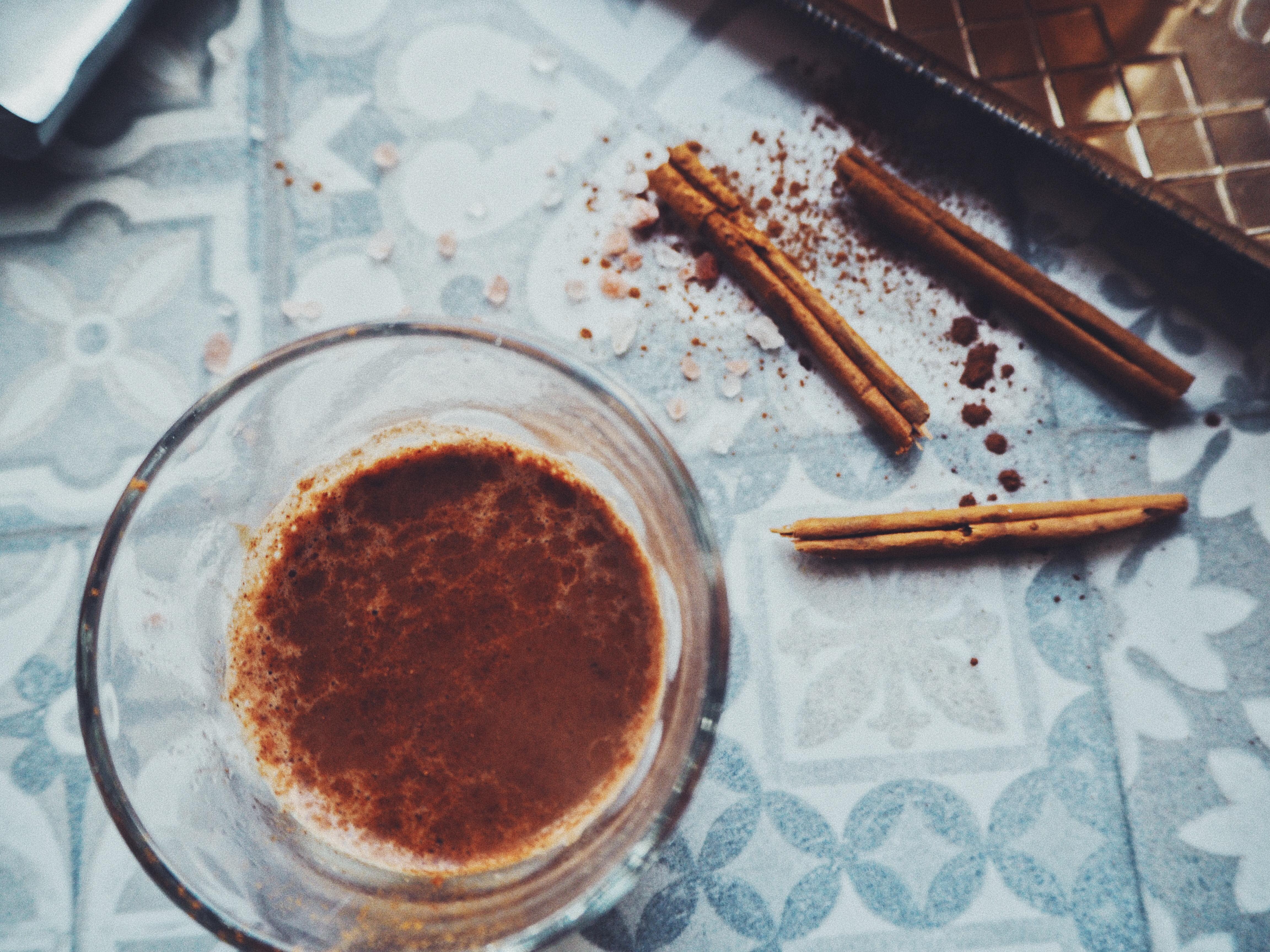 Wzmacniająca czekolada