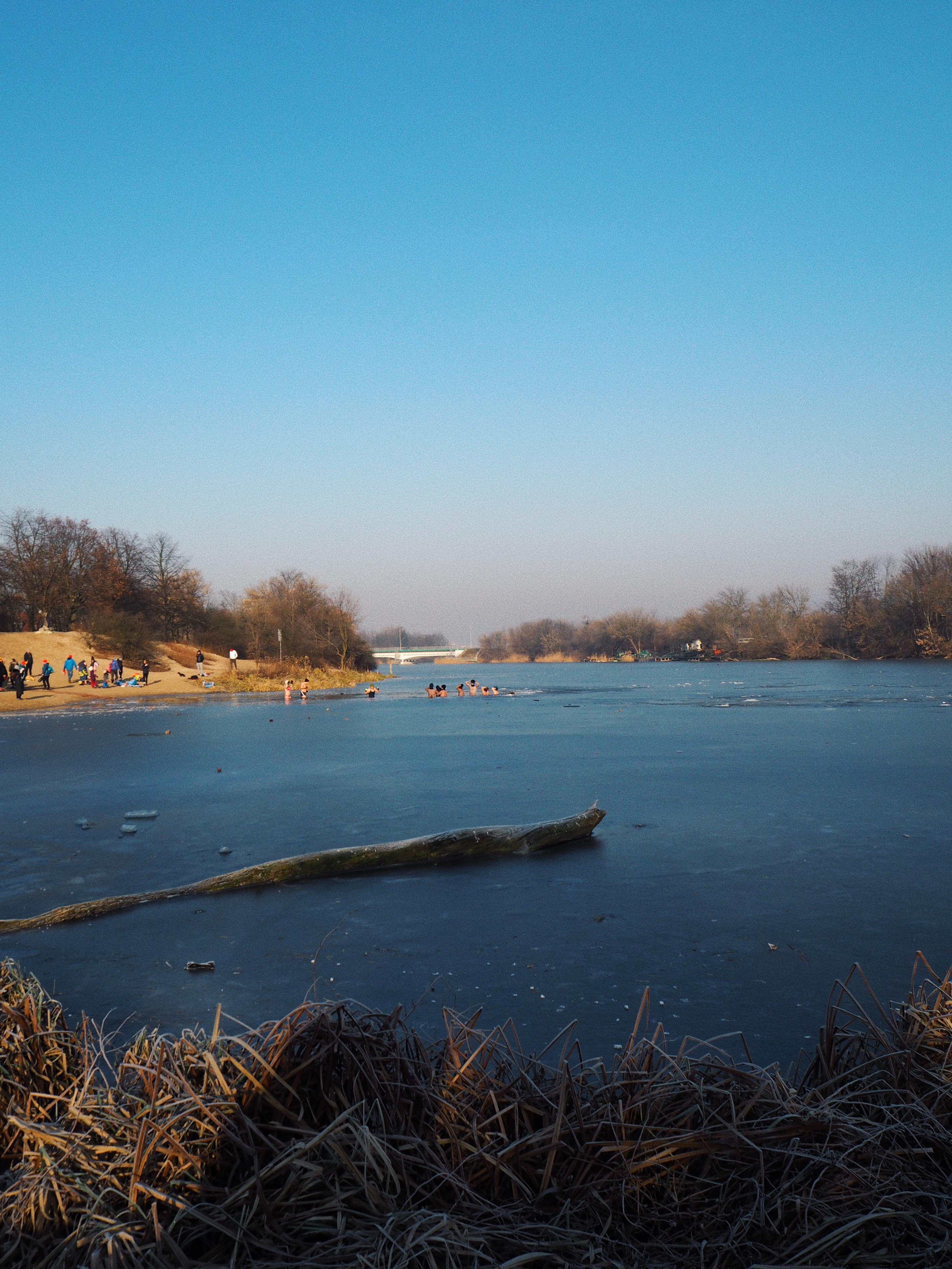 jeziorko czerniakowskie warszawa