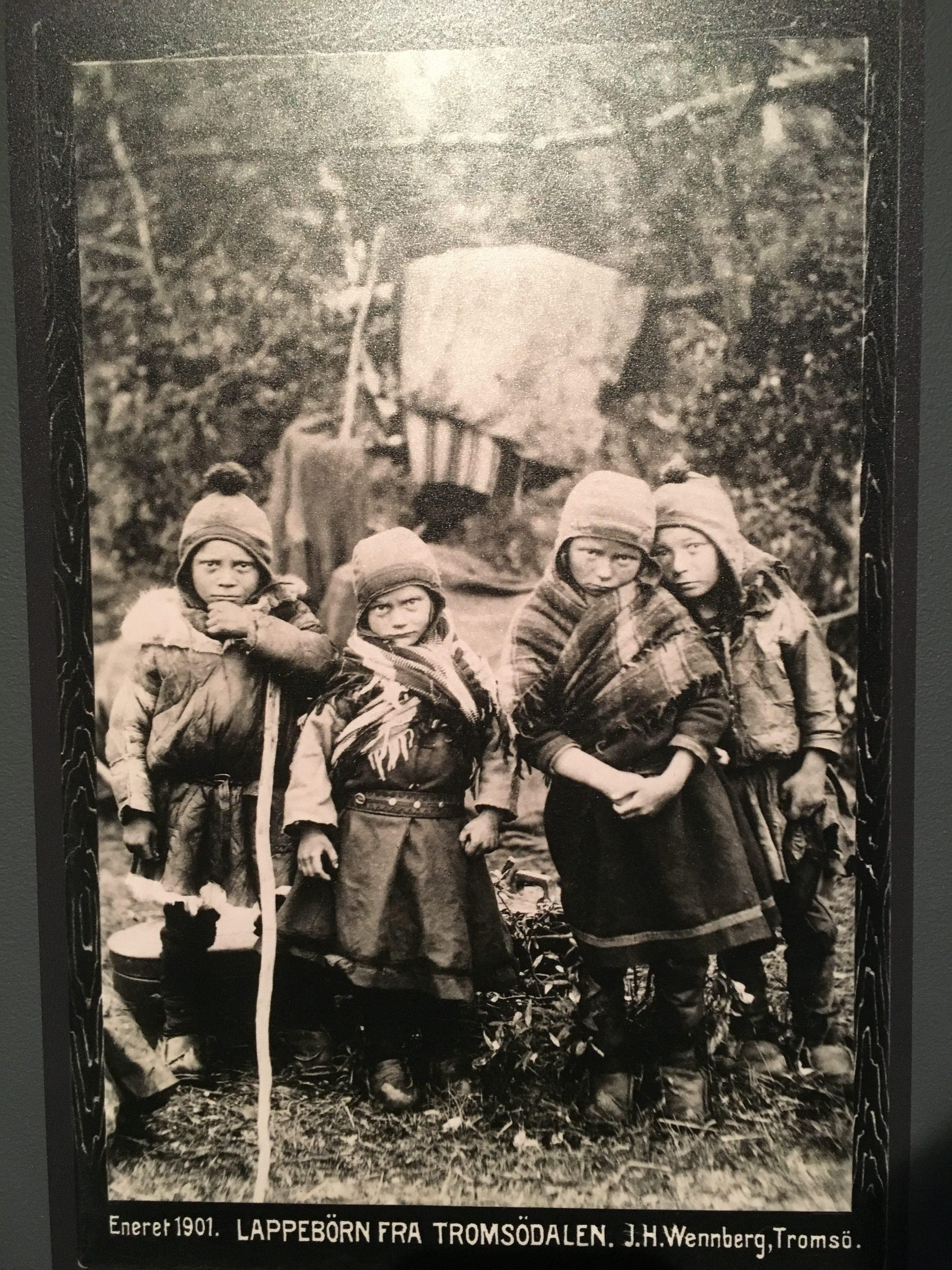Zdjęcie z muzeum.