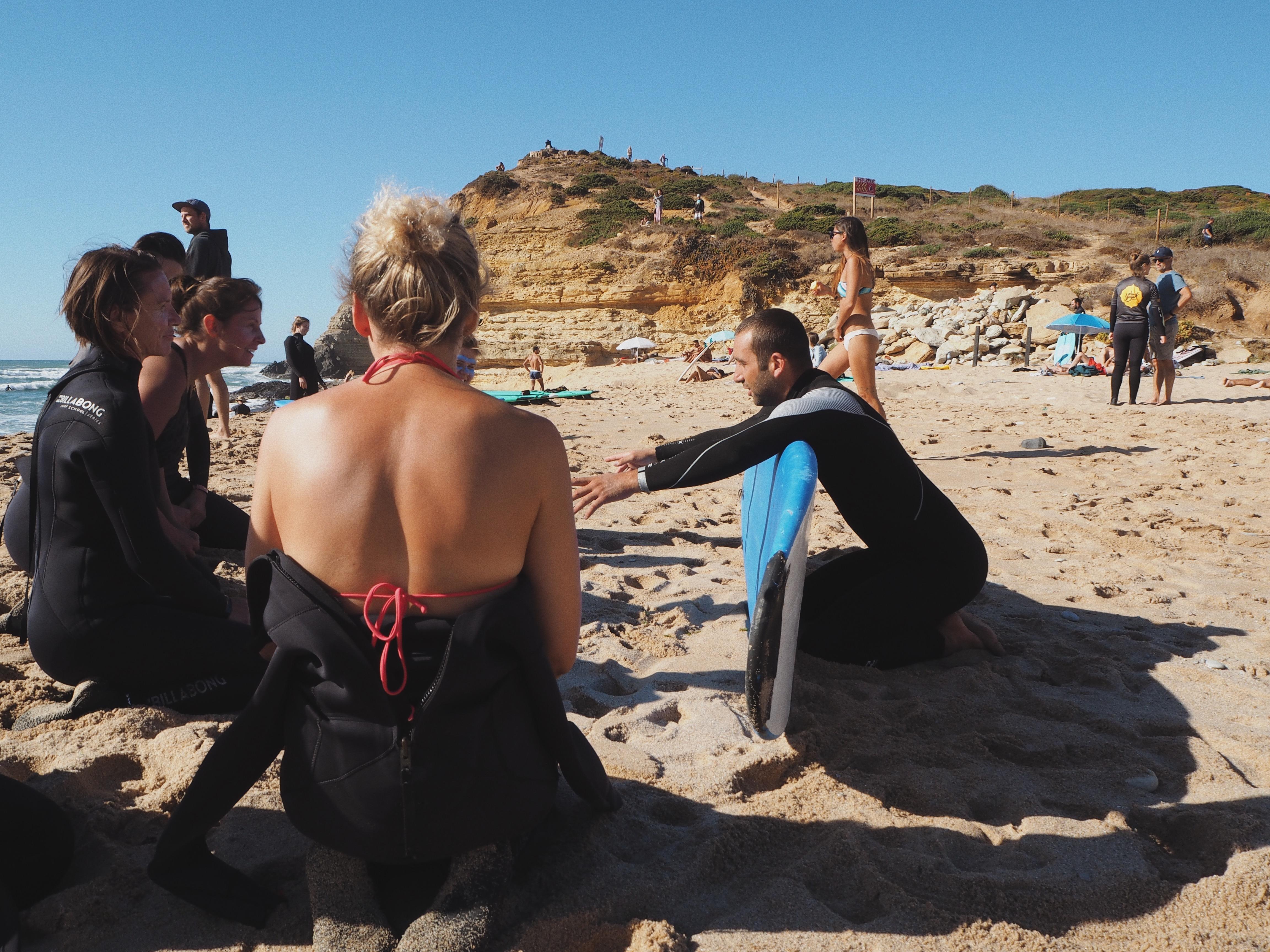 gdzie zacząć surfing