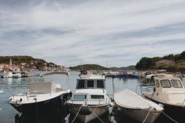 Chorwacja bardzo nieturystycznie.