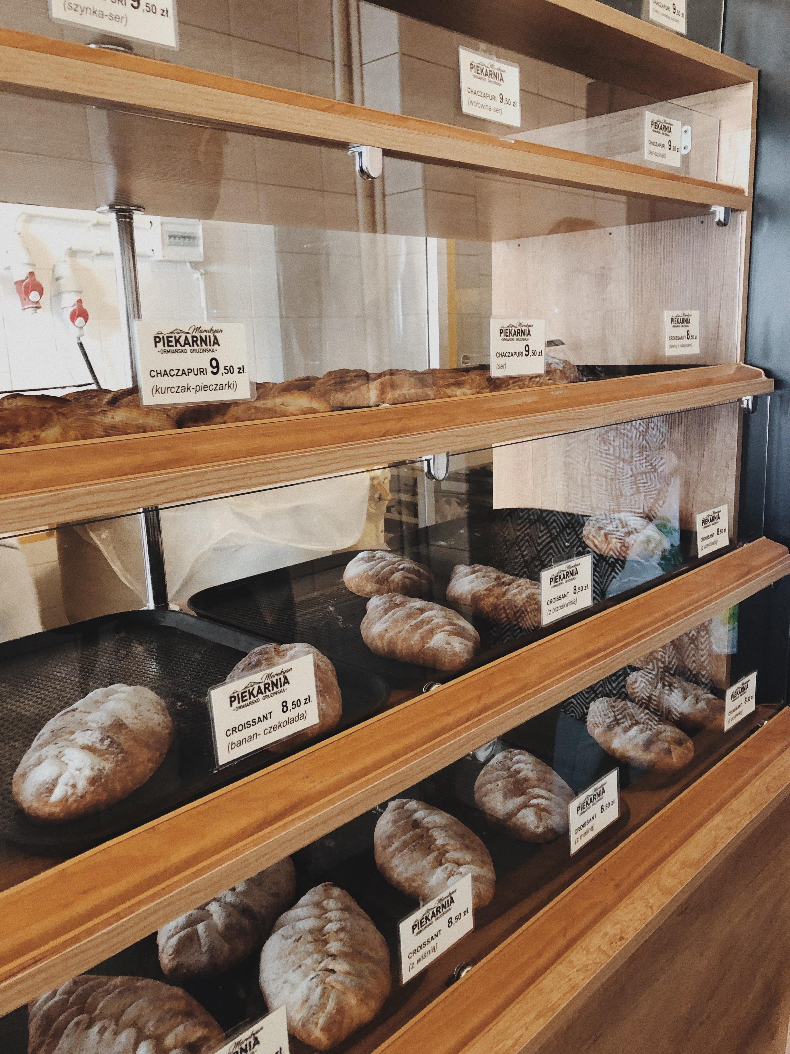 gruziński chleb