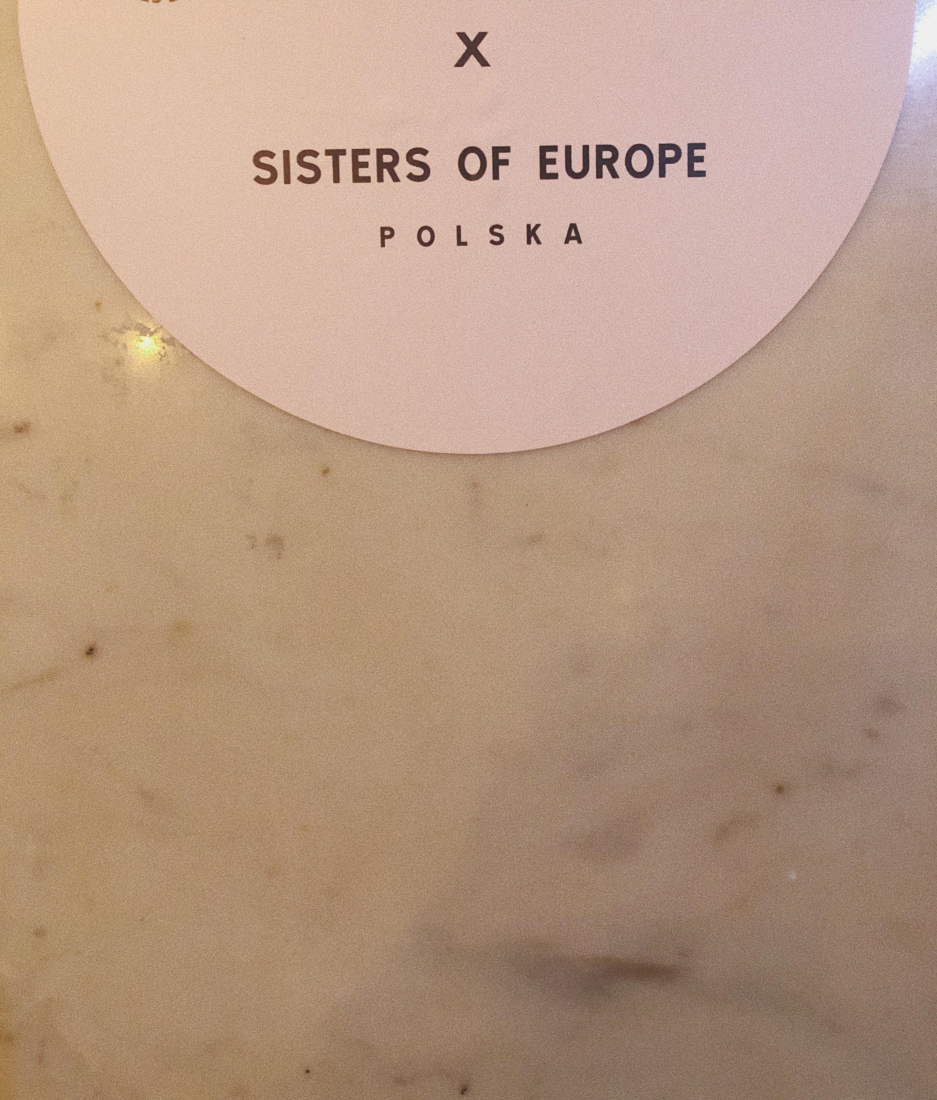 sisters of Europe