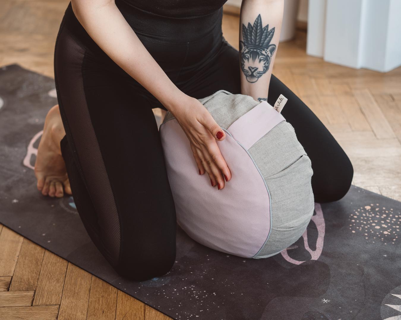 poduszka do medytacji