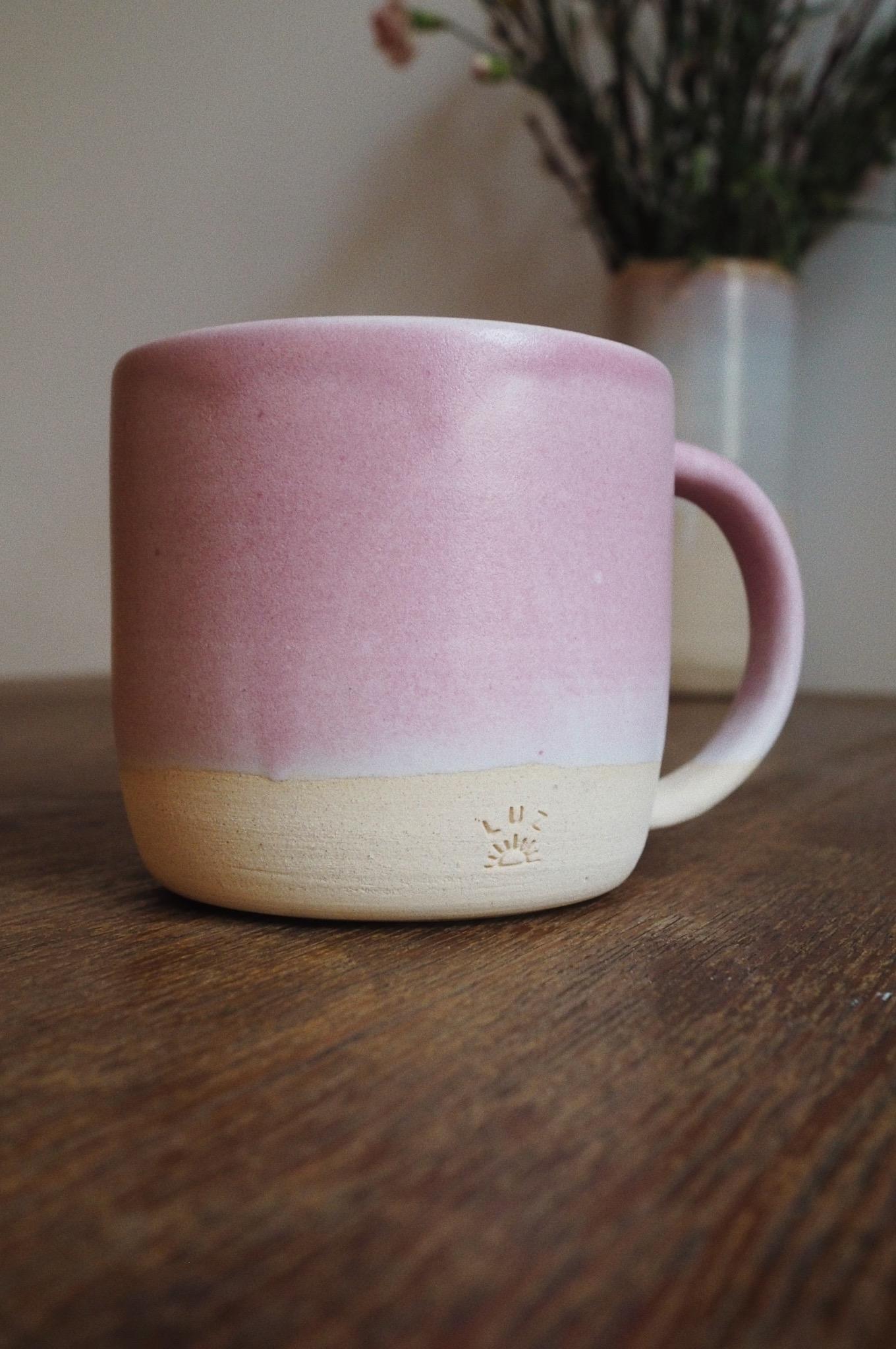 ceramiczny kubek do kawy LUZ ceramics