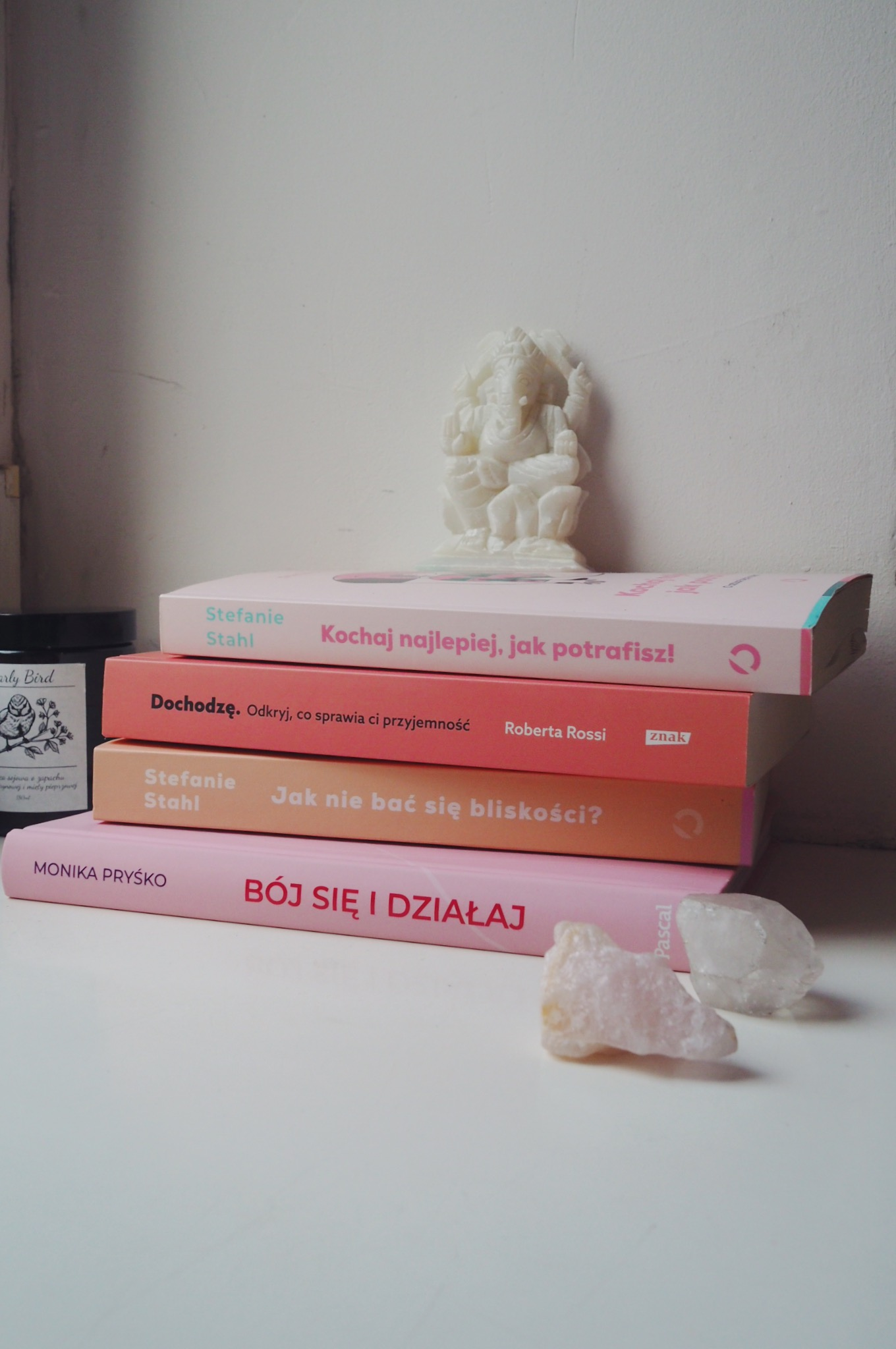 książki rozwojowe